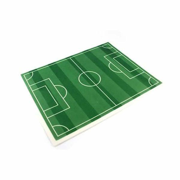 edible football pitch