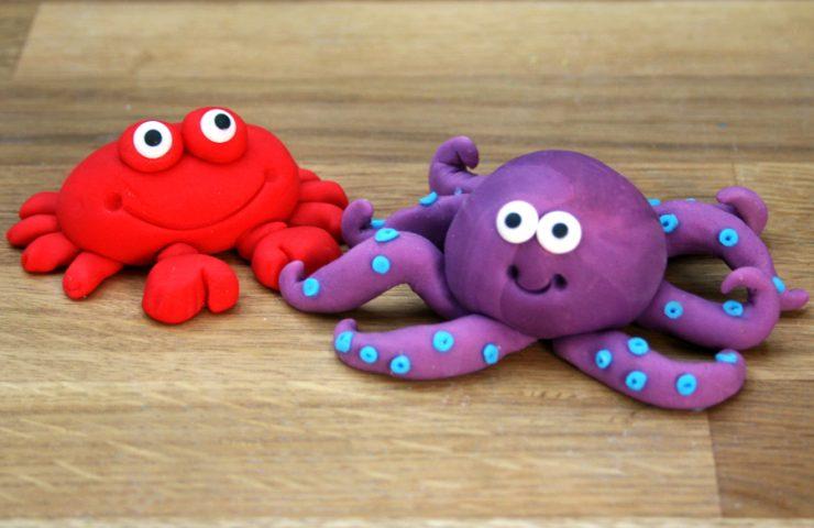 Crab Octopus